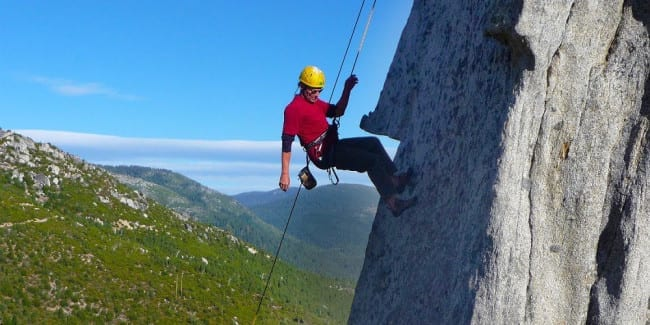 Colorado Rock Climbing