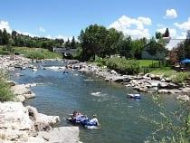 San Juan River Tubing