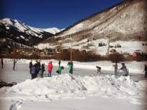 Kendall Mountain Ice Rink Silverton