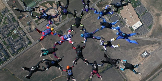 Mile-Hi Skydiving