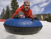 Snow Coaster Tubing Hill Durango