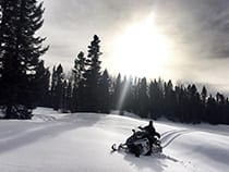 Snowmobile Adventures Purgatory