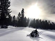 Snowmobile Adventures Purgatory