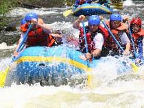 Taylor River Rafting