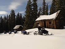 Telluride Snowmobile Adventures