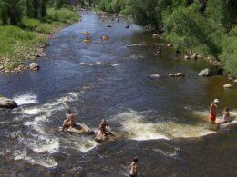 Yampa River Tubing
