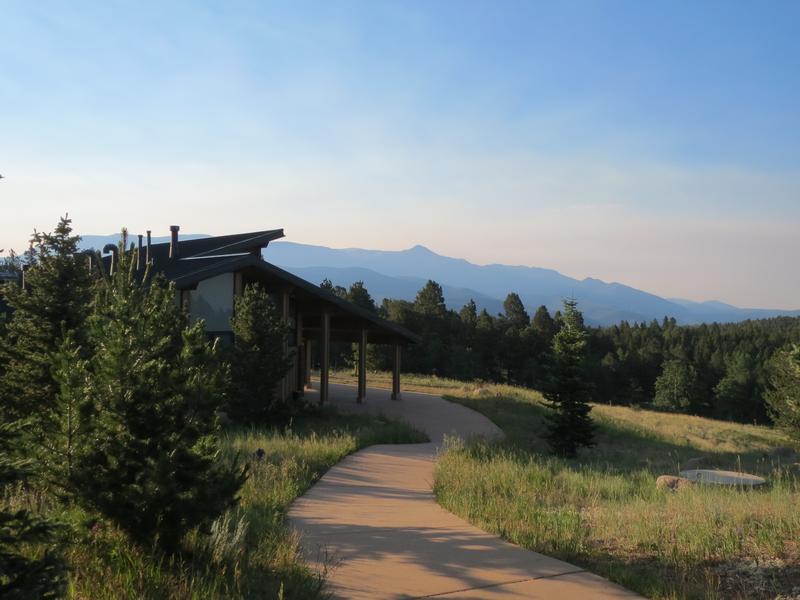 Mueller State Park Divide Co Biking Camping Hiking
