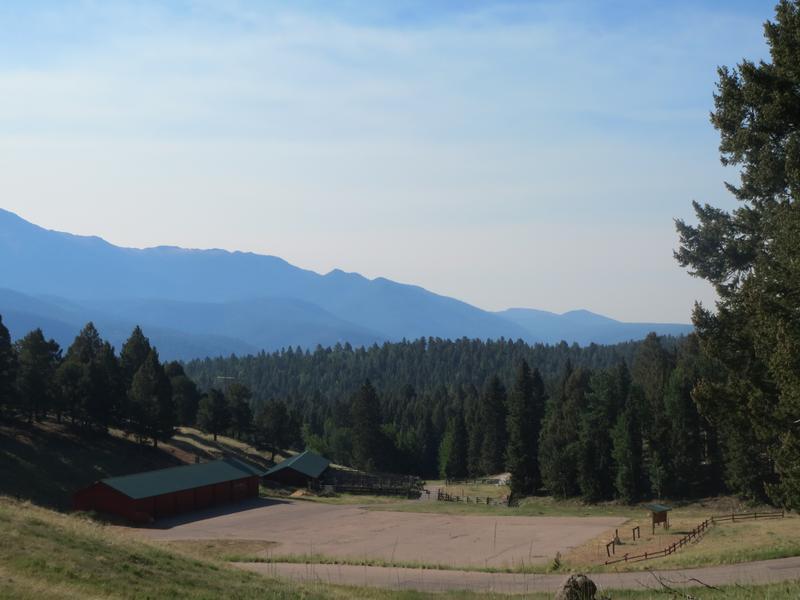 Mueller State Park Divide Colorado State Parks