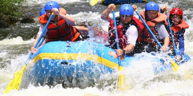 Taylor River Whitewater Rafting