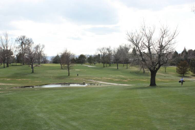 Wellshire Golf Course Hole Ten