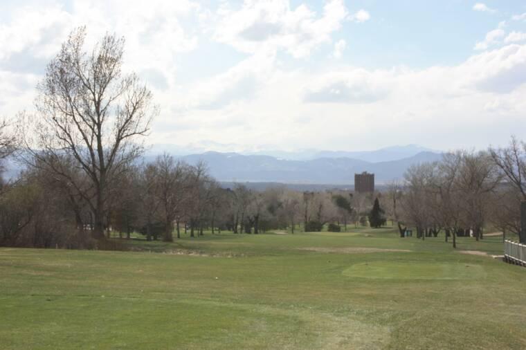 Wellshire Golf Course Back Nine