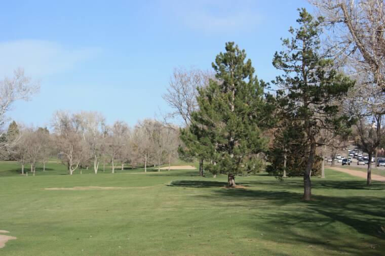 Wellshire Golf Course Hampton Avenue