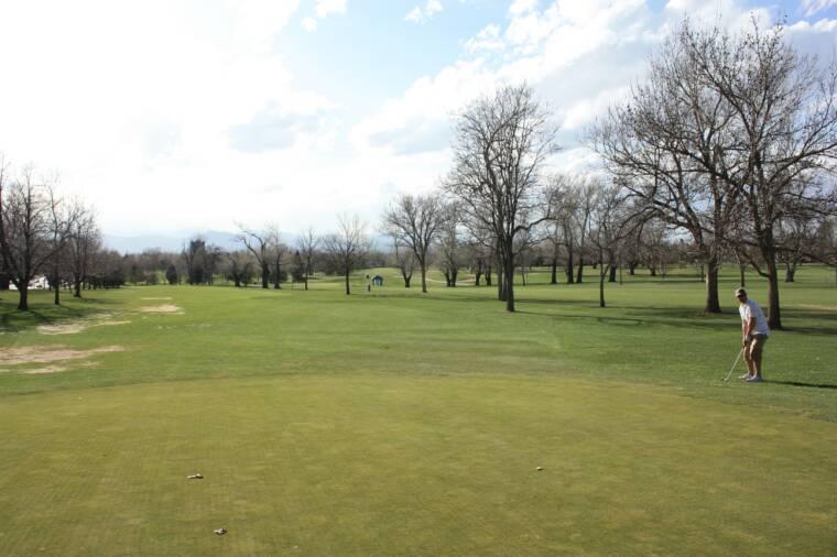 Wellshire Golf Course Hole 16