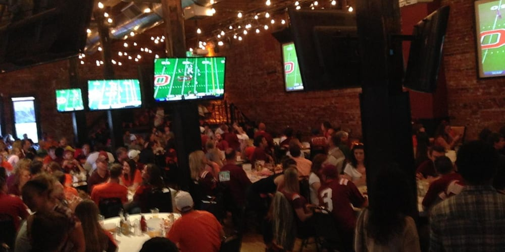 Jackson's Denver Virginia Tech Watch Party