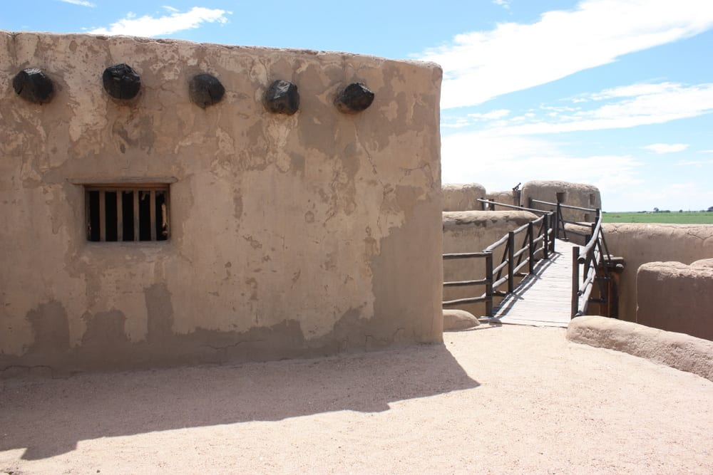 Bent S Old Fort National Historic Site Colorado National