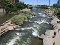 South Platte River Tubing Denver