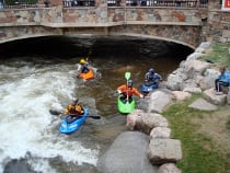 Vail Whitewater Park Colorado