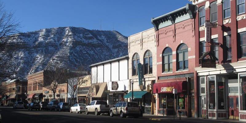 Durango CO Downtown