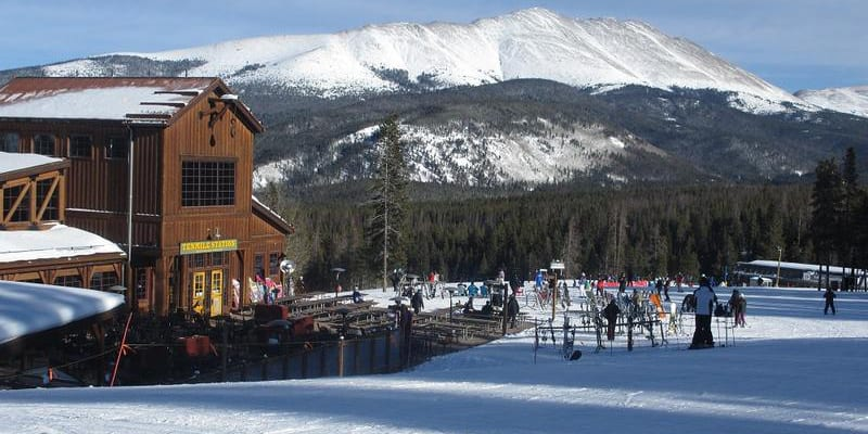 Breckenridge Ski Resort Ten Mile Station