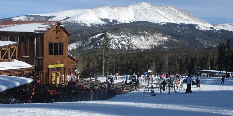 Breckenridge Ski Resort Ten Mile Station