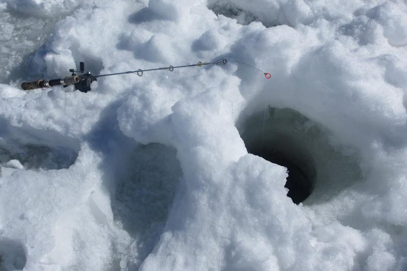 Colorado Ice Fishing