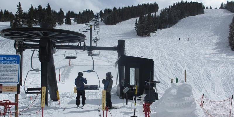 Ski Cooper Snow Dragon