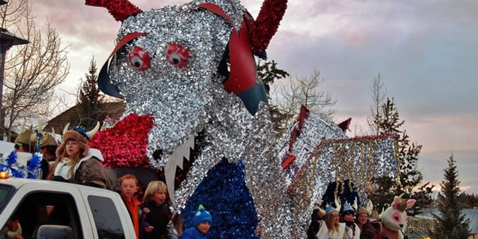 Ullr Fest Parade