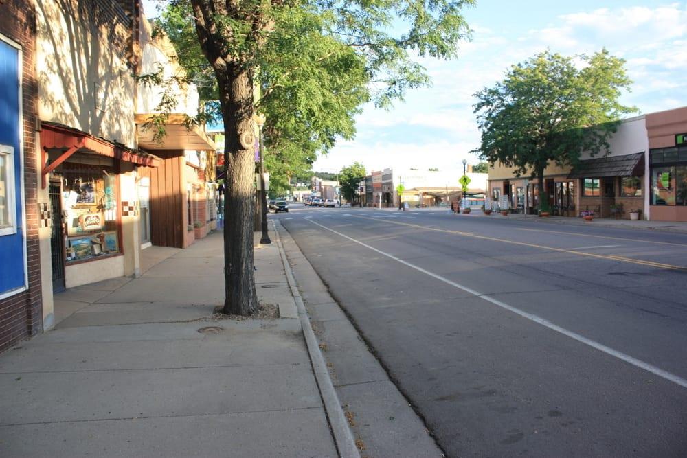 Walsenburg Colorado Towns