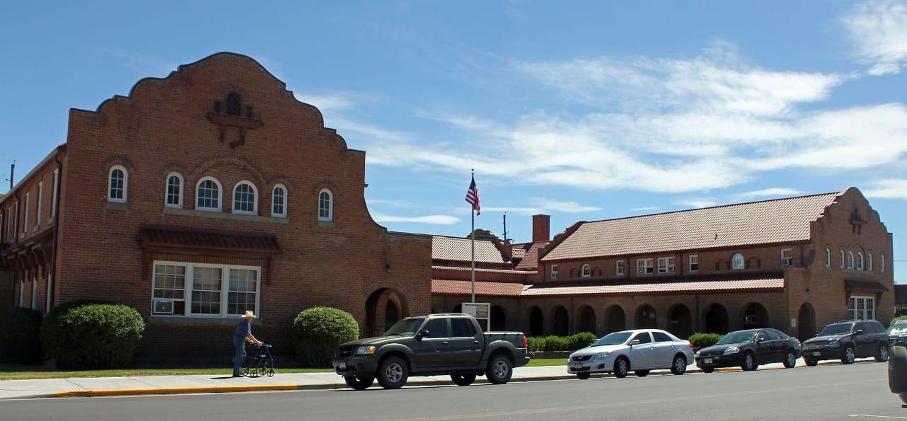 Alamosa County Courthouse