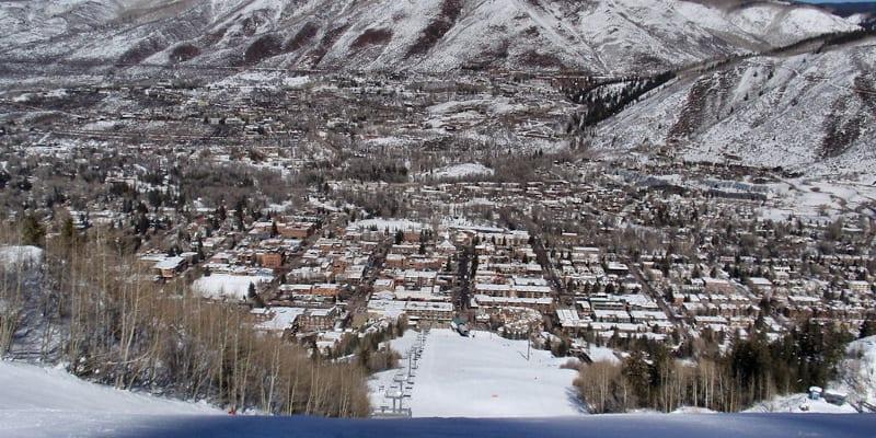 Aspen Mountain CO