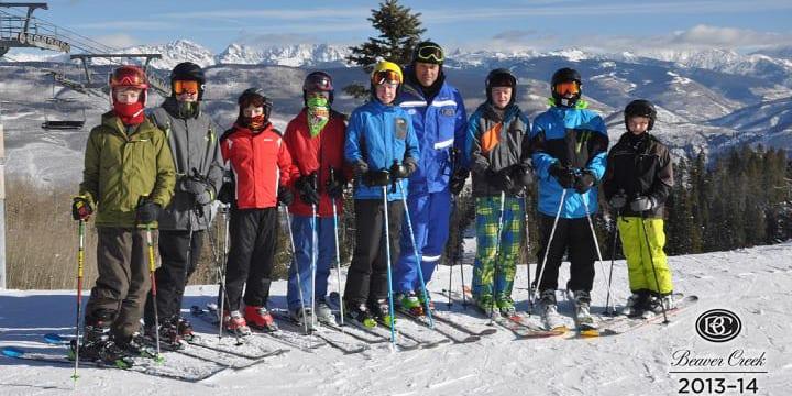 Beaver Creek Ski Instructor Andrew Mountain