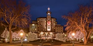 Brighten your Holidays in Colorado Springs