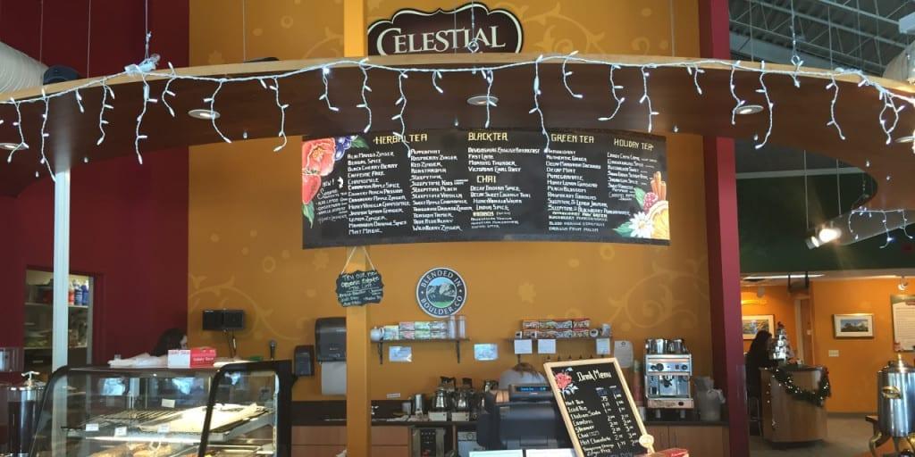 Celestial Seasonings Cafe