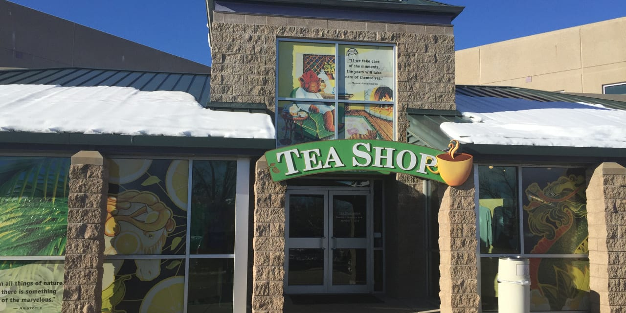Celestial Seasonings Tea Company Boulder Colorado