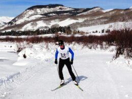 Crested Butte Nordic Center Cross Country Skiing