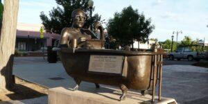 Dalton Trumbo Statue Grand Junction