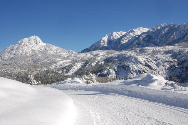 Durango Cross Country Skiing