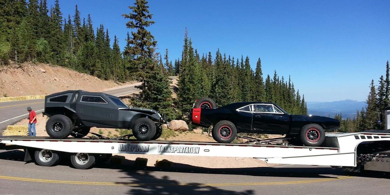 Fast & Furious 7 Pikes Peak