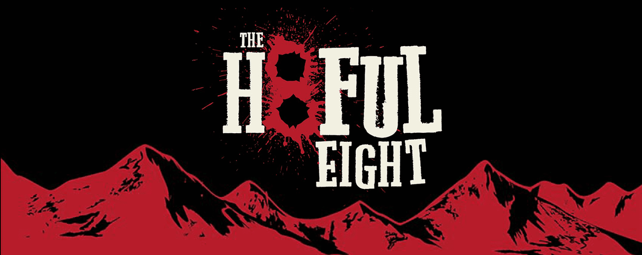H8ful Eight Film Banner