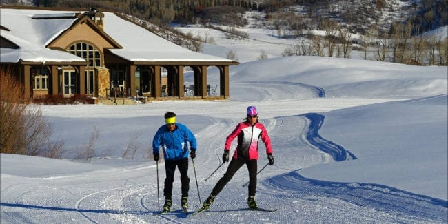 Haymaker Nordic Center Steamboat Springs