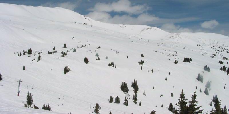Loveland Ski Area Ridge