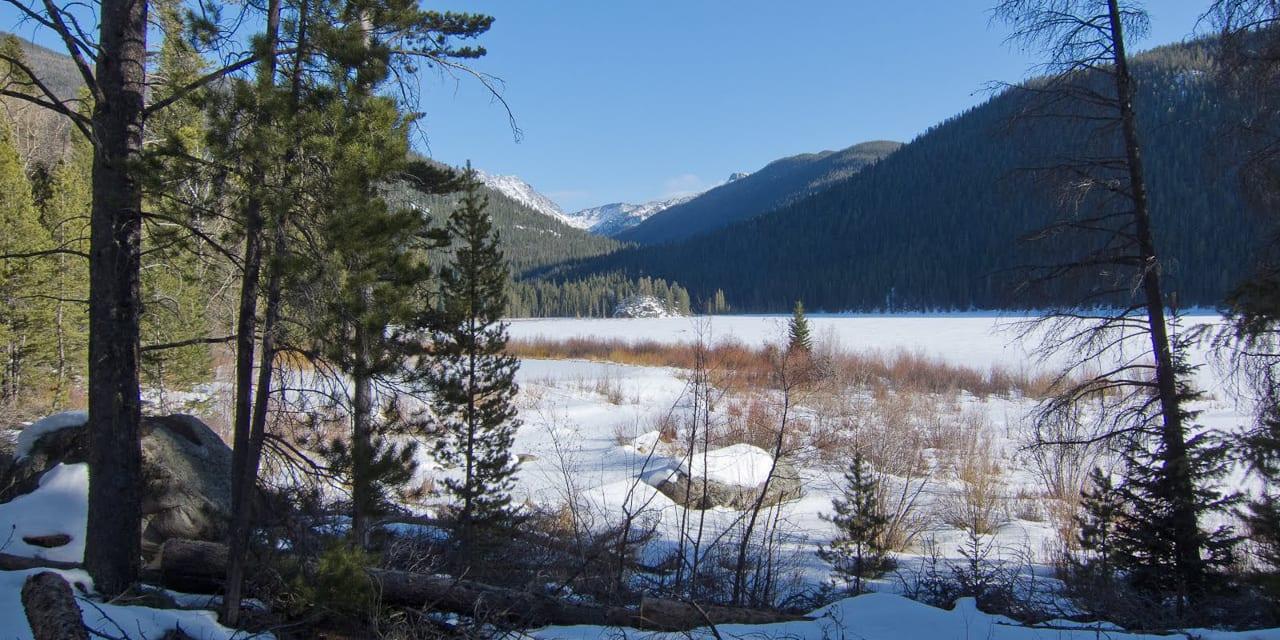 Monarch Lake.
