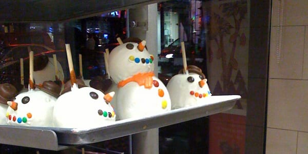Rocky Mountain Chocolate Factory Snowman