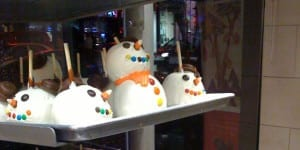 Rocky Mountain Chocolate Factory Snowman