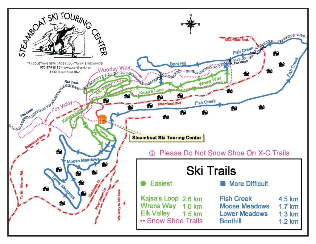 Steamboat Ski Touring Center | Colorado Cross Country Skiing