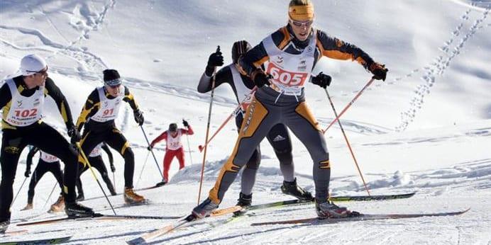 Vail Cross Country Ski Race