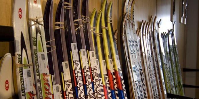 Vail Nordic Center Ski rentals.