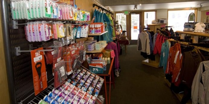 Vail Nordic Center Retail Shop