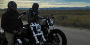 4 Winter Motorcycle Rides from Denver