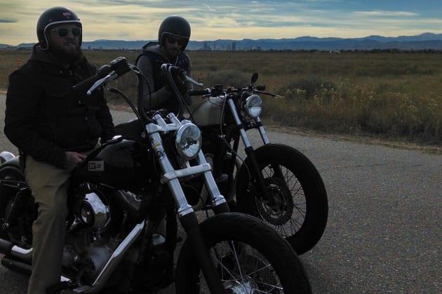 Denver Winter Motocycle Rides